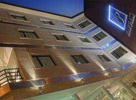 Hotel Polans, Cipolletti