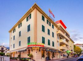 Hotel Montenegrino, Tivat