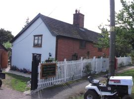 Holly Tree Cottage Bed and Breakfast, Darsham