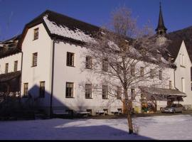 Seminar- und Gästehaus im Kloster Bezau, Bezau