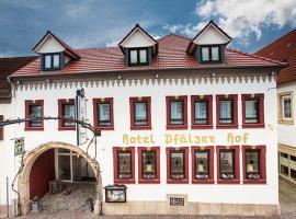Hotel-Restaurant Pfälzer Hof, Edenkoben