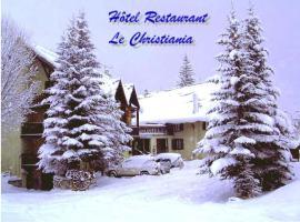 Hotel Christiania Restaurant & Spa, La Salle Les Alpes