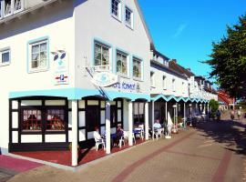 Strandhotel Hohwacht, Hohnvachtas