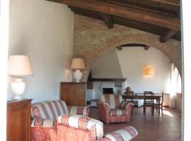 Villa Chieteno, Cetona