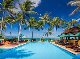 Coco Palm Beach Resort, Mae Nam Beach