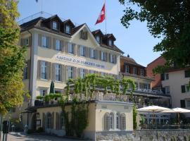 Hotel Hirschen am See, Obermeilen