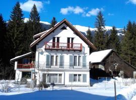 Haus zur Klamm, Berg im Drautal