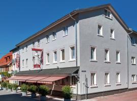 Hotel Zum weißen Rössel, Walldorf