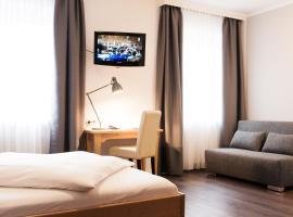 Hotel Villa Solln, Munich