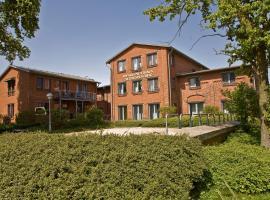 Appartementhaus Alter Speicher, Klink