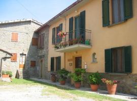 La Casa Di Pietra, San Baronto