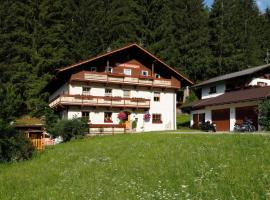 Apartments Gasteiger, Luttach