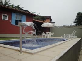 Maison de la Montagne, Petrópolis