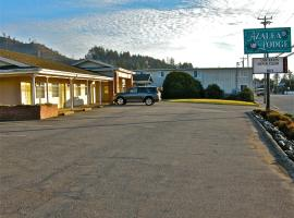 Azalea Lodge, Gold Beach