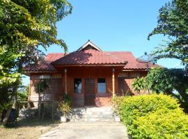 Krua Baansuan Resort, Khao Kho