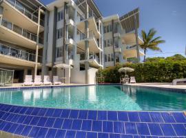 Rainbow Ocean Palms Resort, Rainbow Beach
