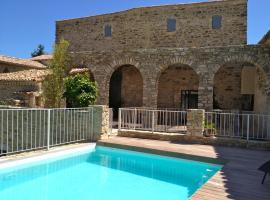 La Maison de Leonce, Martignargues