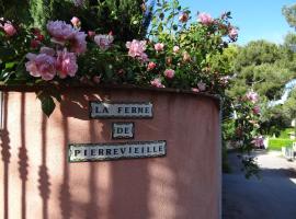 Chambre d'hôtes La Ferme de Pierrevieille, Mougins