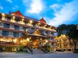 Baankhun Chiang Mai Hotel, Čiangmajus