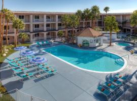 Aqua Soleil Hotel and Mineral Water Spa, Desert Hot Springs