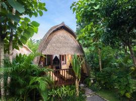 Alam Nusa Bungalow Huts & Spa