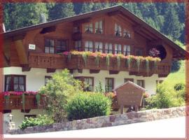 Haus Alpengruss, Sankt Leonhard im Pitztal