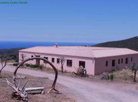 Agriturismo Costa Verde, Arbusas