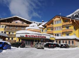 Hotel Breitlehenalm, Obertauern