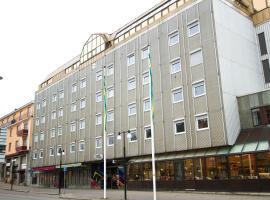 Hotell Stinsen, Hallsberg
