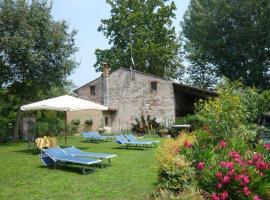 Villa Dei Mulini, Volta Mantovana