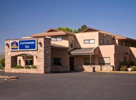 Best Western Cottonwood Inn, Cottonwood