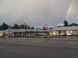 Blue Pine Motel, Panguitch