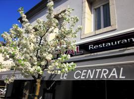Hôtel Restaurant Le Central, Balaruc-les-Bains
