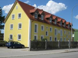 Komfort Apartmenthaus Haslbach FGZ, Regensburg