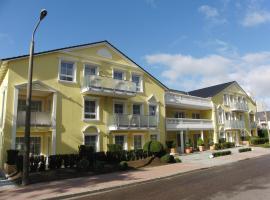 Hotel Arkona Strandresidenzen, オストゼーバート・ビンツ