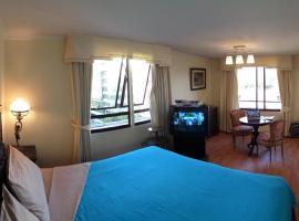 Costanera Center Apartment, Santiago