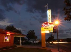 DeLano Motel, Beaver