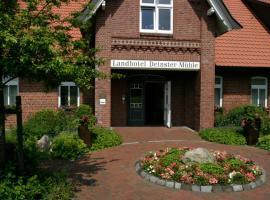 Hotel Gut Deinster Mühle, Deinste