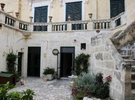La Casa Di Alice, Matera