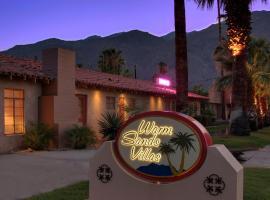 Warm Sands Villa- A Gay Men's Clothing Optional Resort, Palm Springs