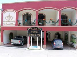 Hotel Santa Fe, Santa Rosa de Copán