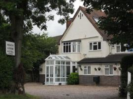 Heath Lodge Hotel nr NEC, Bickenhill