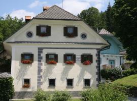 Apartments Cvetje v Jeseni, Škofja Loka