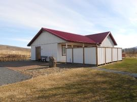 Nes Guesthouse, Reykholt