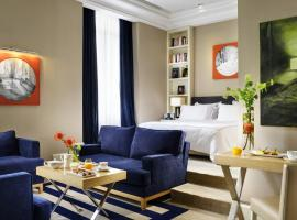 The First Luxury Art Hotel Roma, Rome