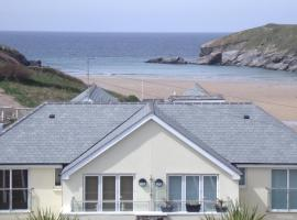 Porth Beachhouse, Newquay