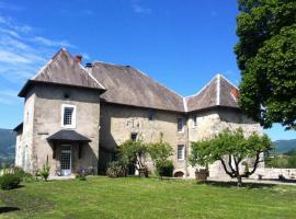 Chateau de Morgenex
