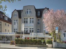 Hotel Garni Seestern, Timmendorfer Strand