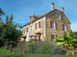 Ferme de Lagrave, Coux-et-Bigaroque