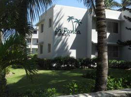 La Punta Apartamentos, Cabarete
